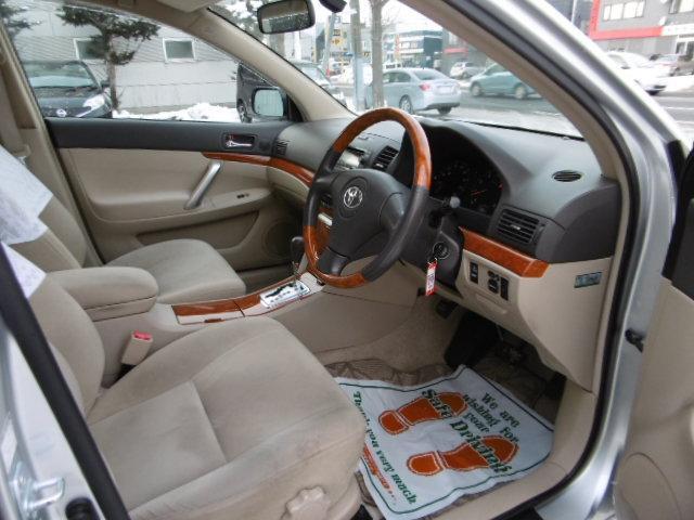 トヨタ プレミオ X EXパッケージ 4WD ウッドコンビH 寒冷地仕様