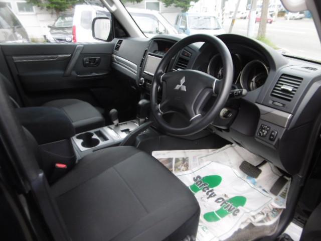 平成22年 パジェロ GR 4WD