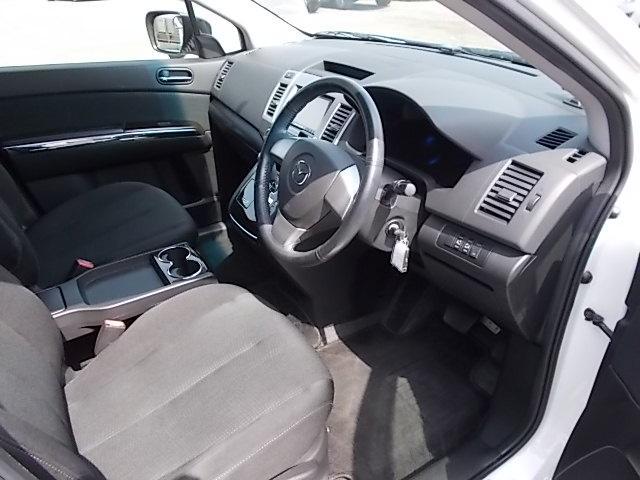 マツダ MPV 23T 4WD ナビ PSD