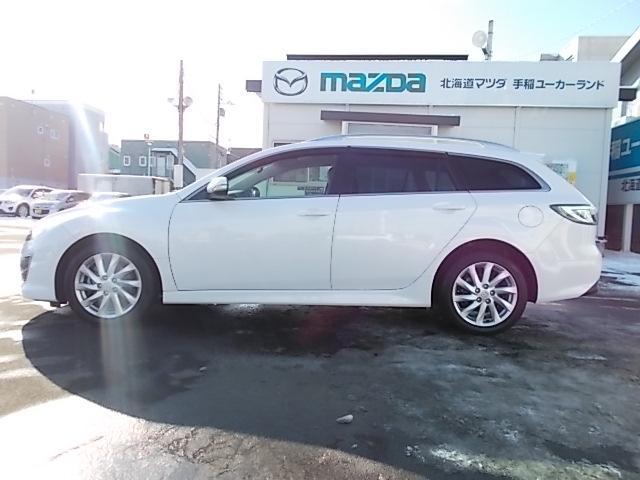 「マツダ」「アテンザスポーツワゴン」「ステーションワゴン」「北海道」の中古車5