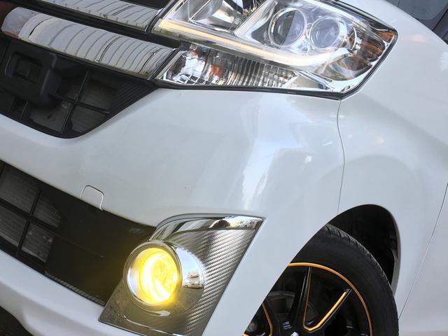 ダイハツ タント カスタムXSAx4WDxパワースライドxLEDヘッドライト