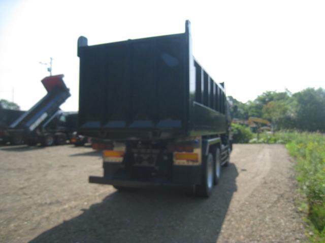 いすゞ ギガ 10.1tダンプ380PS直6ターボ
