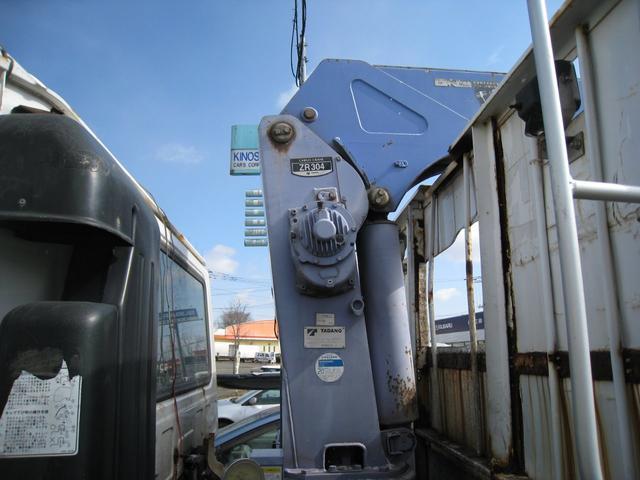 日産ディーゼル コンドル ワイドロング4段クレーンラジコンF/Iアルミ煽り800ミリ