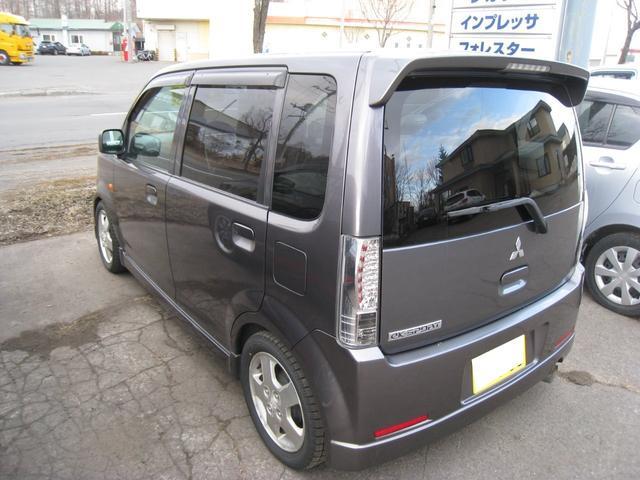 「三菱」「eKスポーツ」「コンパクトカー」「北海道」の中古車4