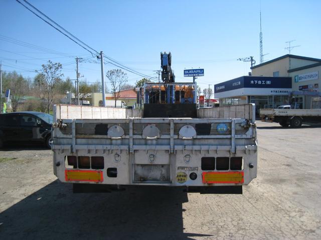 11.7t4段クレーンセルフラジコンFX584(8枚目)