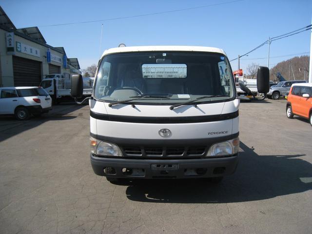 「トヨタ」「トヨエース」「トラック」「北海道」の中古車2