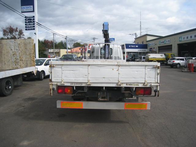 「その他」「ヒノレンジャー」「トラック」「北海道」の中古車6