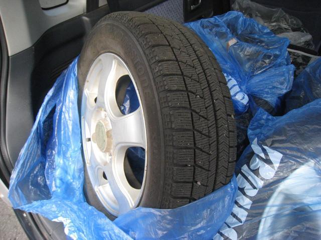 X 4WD グー鑑定書付 夏冬タイヤ付 衝突安全ボディ(12枚目)