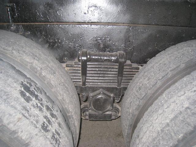 8.2tダンプ床暖付き360PSV8HIDコボレーン(9枚目)