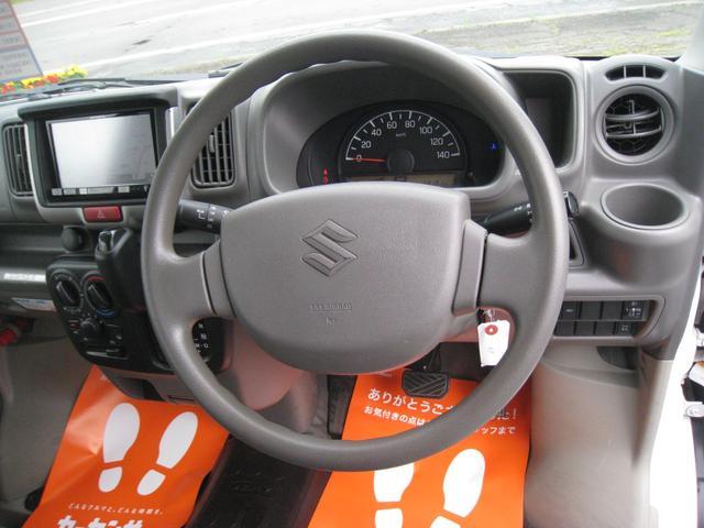 PA 4WD 5速ギアシフト 外ナビワンセグTV ETC ドライブレコーダー 鹿笛 レンタカーアップ(6枚目)