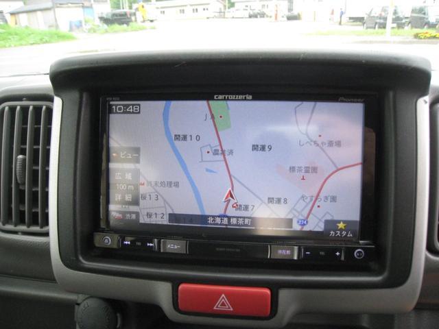 PA 4WD 5速ギアシフト 外ナビワンセグTV ETC ドライブレコーダー 鹿笛 レンタカーアップ(7枚目)