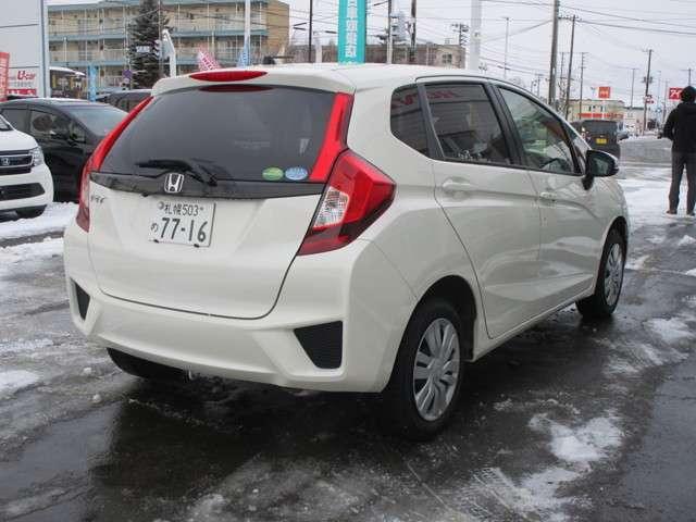13G・Lパッケージ ファインエディション 元業務車 メモリナビ(2枚目)