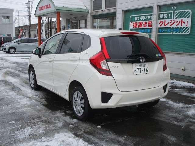 13G・Lパッケージ ファインエディション 元業務車 メモリナビ(9枚目)