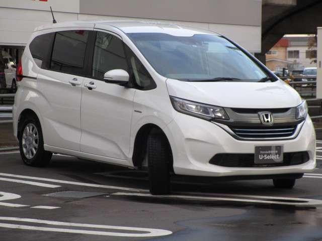 「ホンダ」「フリード」「ミニバン・ワンボックス」「北海道」の中古車6