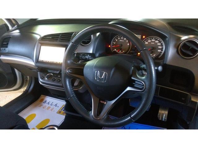 ホンダ ストリーム RSZ 無限エアロ グリル ナビ 4WD