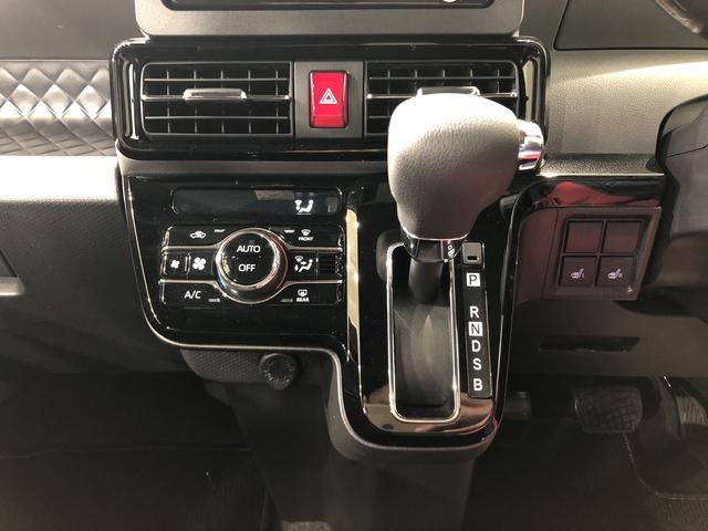 カスタムX 4WD CD キーフリー 両側電動スライドドア 衝突被害軽減システム(10枚目)