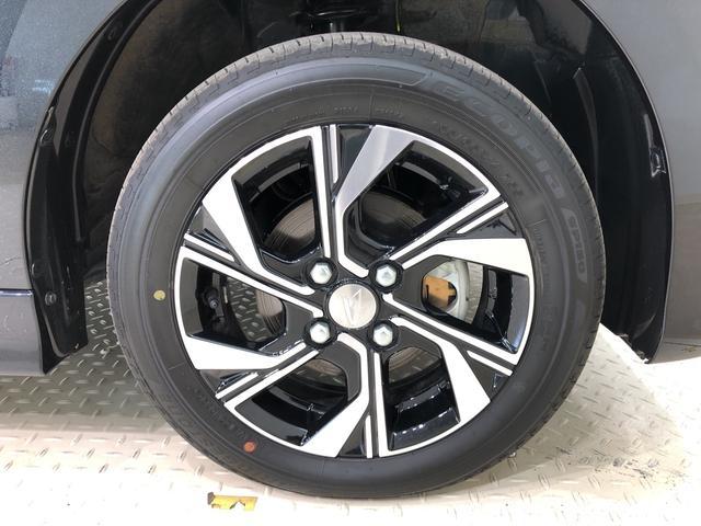 カスタムX 4WD CD キーフリー 両側電動スライドドア 衝突被害軽減システム(37枚目)