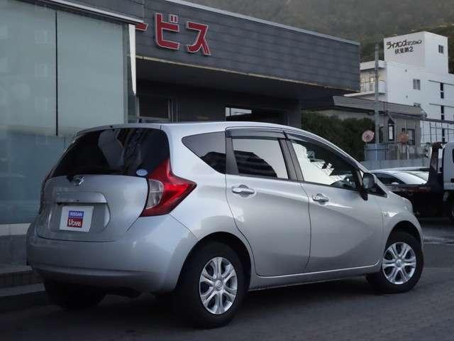 「日産」「ノート」「コンパクトカー」「北海道」の中古車2