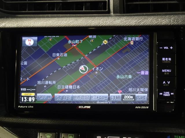 G G's 寒冷地仕様 メモリーナビ フルセグTV DVD再生 バックモニター スマートキー LEDヘッド ワンオーナー(10枚目)