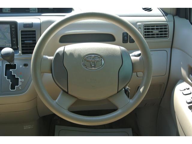 トヨタ ラウム ベースグレード 4WD ナビ 片側Pスラ