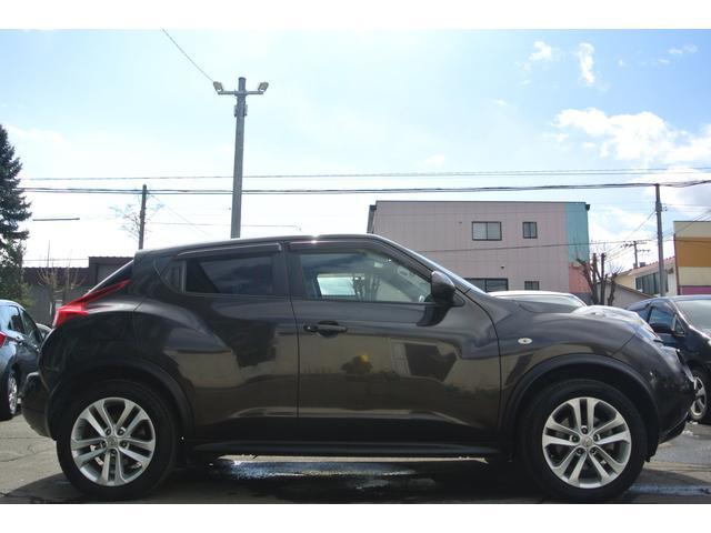 「日産」「ジューク」「SUV・クロカン」「北海道」の中古車6