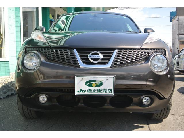 「日産」「ジューク」「SUV・クロカン」「北海道」の中古車21