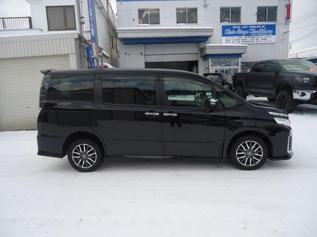 「トヨタ」「ヴォクシー」「ミニバン・ワンボックス」「北海道」の中古車5