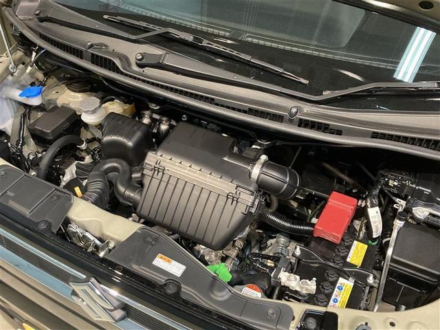 ハイブリッドFX 4WD ミュージックプレイヤー接続可 衝突被害軽減システム アイドリングストップ(20枚目)