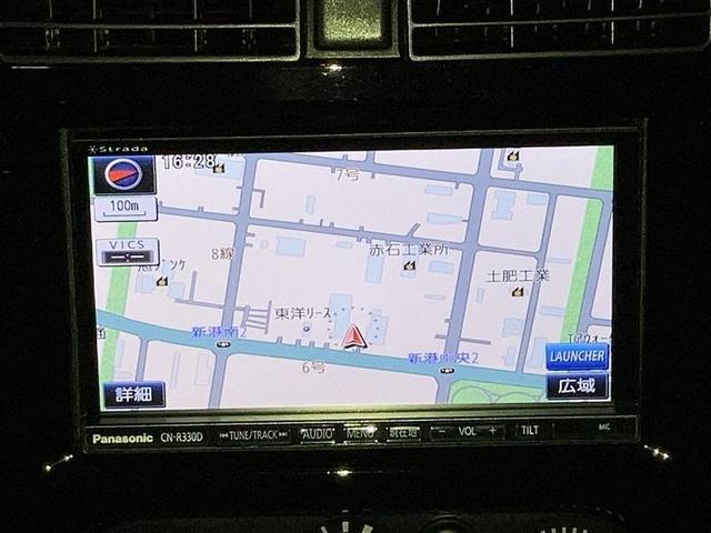 ランドベンチャー 4WD フルセグ メモリーナビ DVD再生(3枚目)