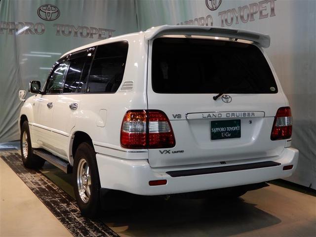 「トヨタ」「ランドクルーザー100」「SUV・クロカン」「北海道」の中古車5