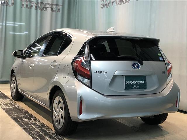 「トヨタ」「アクア」「コンパクトカー」「北海道」の中古車5