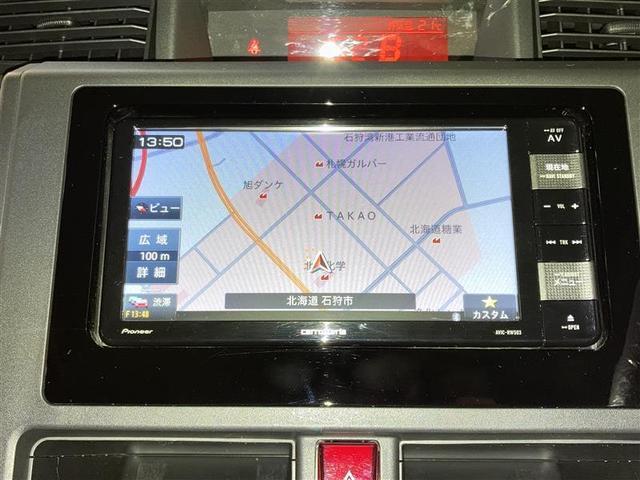 X S 4WD ワンセグ メモリーナビ DVD再生 ミュージックプレイヤー接続可 バックカメラ 衝突被害軽減システム ETC ドラレコ 電動スライドドア ウオークスルー アイドリングストップ(4枚目)