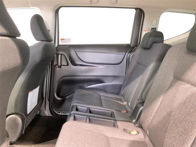X 4WD ワンセグ メモリーナビ DVD再生 ミュージックプレイヤー接続可 バックカメラ 衝突被害軽減システム ETC ドラレコ 電動スライドドア ウオークスルー 乗車定員6人 3列シート(10枚目)