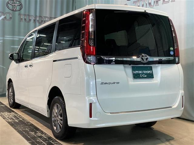 「トヨタ」「エスクァイア」「ミニバン・ワンボックス」「北海道」の中古車6