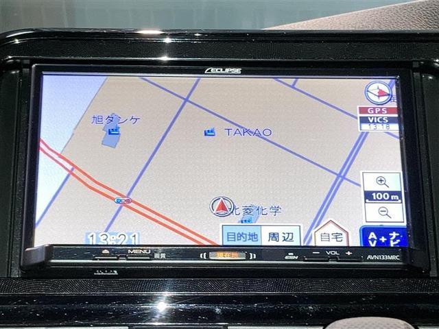 X 4WD メモリーナビ ミュージックプレイヤー接続可 バックカメラ ETC 電動スライドドア ウオークスルー 乗車定員6人 3列シート(3枚目)