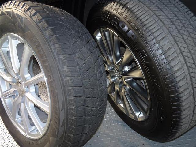 「トヨタ」「ハリアーハイブリッド」「SUV・クロカン」「北海道」の中古車17