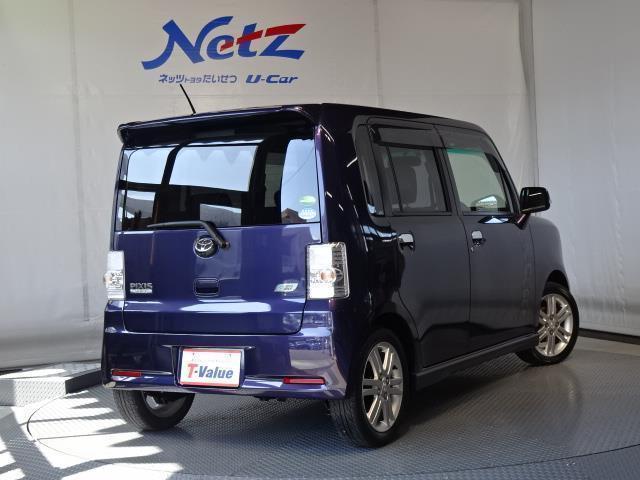 「トヨタ」「ピクシススペース」「コンパクトカー」「北海道」の中古車3