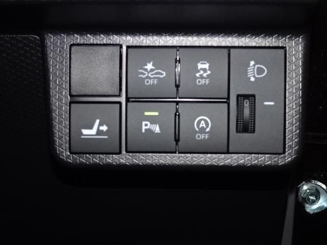 Xセレクション 4WD 寒冷地仕様 衝突軽減システム スマートアシスト LEDヘッド 横滑り防止 スマートキー パワースライドドア 届出済未使用車(12枚目)
