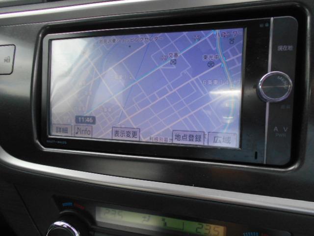150X 4WD フルセグ メモリーナビ DVD再生 ミュージックプレイヤー接続可 ETC ワンオーナー 記録簿(4枚目)