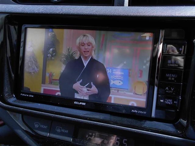 S FF車 ハイブリット メモリーナビ ワンセグTV セーフティーセンス付(10枚目)