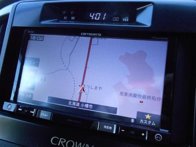 アスリートi-Four メモリーナビ バックモニター フルセグTV LEDヘットライト(11枚目)