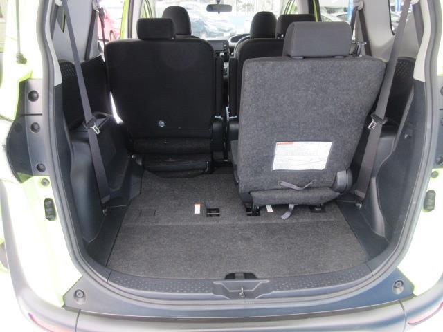 X 4WD フルセグ メモリーナビ ミュージックプレイヤー接続可 ETC 電動スライドドア 乗車定員6人 3列シート ワンオーナー 記録簿(9枚目)
