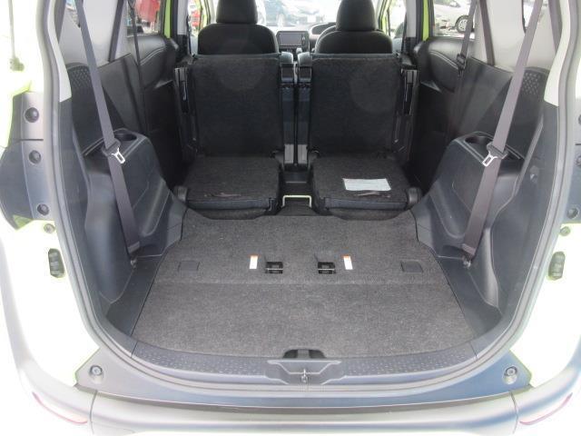 X 4WD フルセグ メモリーナビ ミュージックプレイヤー接続可 ETC 電動スライドドア 乗車定員6人 3列シート ワンオーナー 記録簿(11枚目)