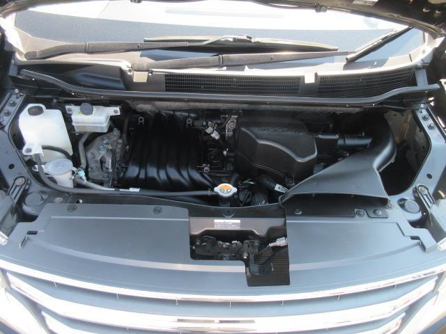 ハイウェイスター Vセレクション+セーフティ 4WD フルセグ メモリーナビ DVD再生 ミュージックプレイヤー接続可 後席モニター バックカメラ 衝突被害軽減システム 両側電動スライド LEDヘッドランプ ウオークスルー 乗車定員8人(17枚目)
