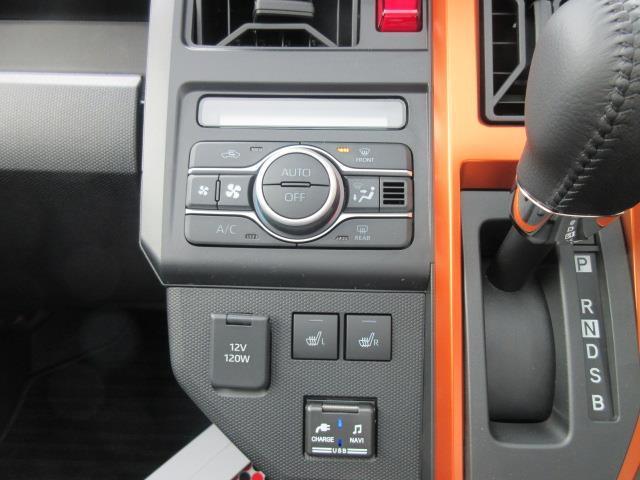 Gターボ サンルーフ 4WD フルセグ メモリーナビ DVD再生 ミュージックプレイヤー接続可 バックカメラ 衝突被害軽減システム ドラレコ LEDヘッドランプ アイドリングストップ(12枚目)