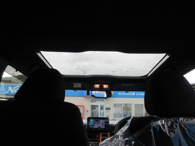 Gターボ サンルーフ 4WD フルセグ メモリーナビ DVD再生 ミュージックプレイヤー接続可 バックカメラ 衝突被害軽減システム ドラレコ LEDヘッドランプ アイドリングストップ(19枚目)