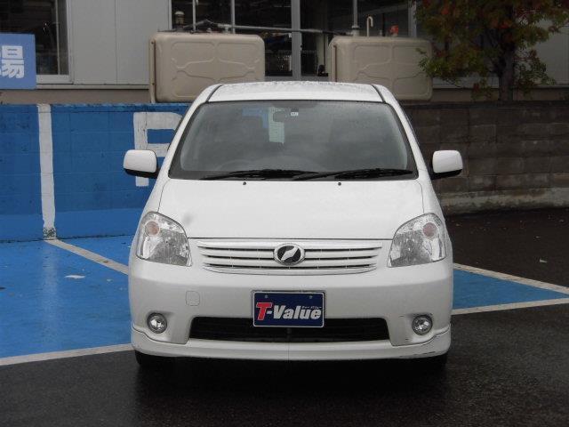 「トヨタ」「ラウム」「ミニバン・ワンボックス」「北海道」の中古車5