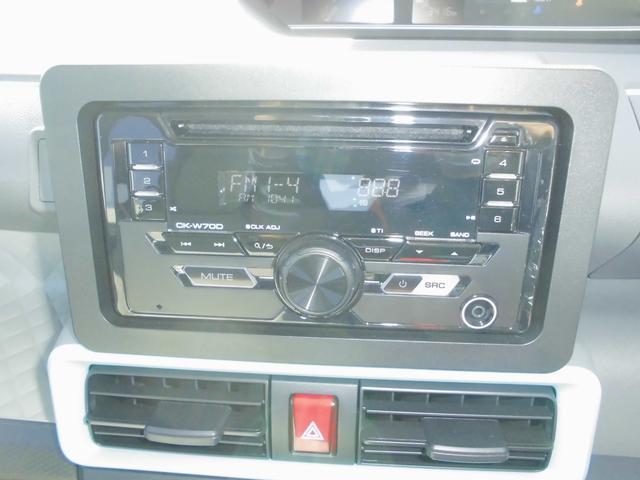 X 4WD CD(9枚目)