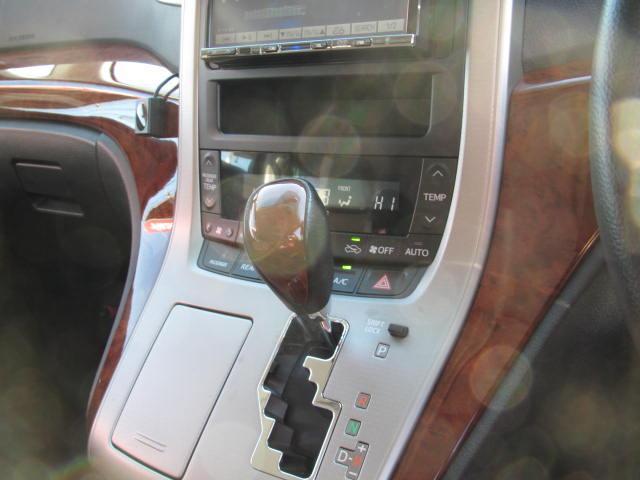 トヨタ ヴェルファイア 2.4Z プラチナセレクションII 4WD