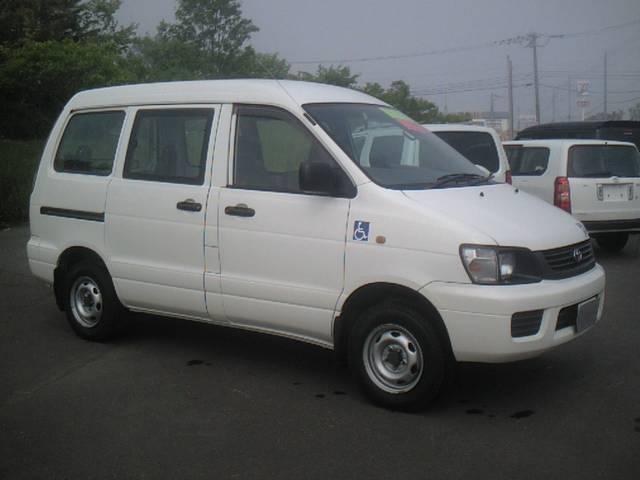 トヨタ タウンエースバン ハイDX